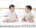寶貝 嬰兒 小孩 43755250