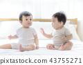 寶貝 嬰兒 小孩 43755271