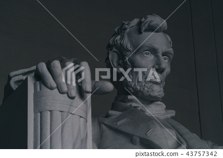 林肯雕像 43757342