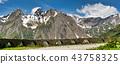 Landscape of Italian Alps 43758325