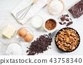 baking ingredients 43758340