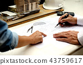Architect Engineer Design Working  43759617
