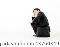 Businessman Sales 43760349