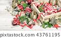 Christmas decorations stars toys ornaments vintage 43761195