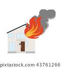 주택 화재 43761266