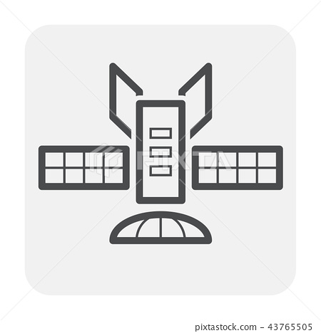 communication equipment icon 43765505