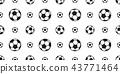 soccer ball seamless pattern football vector tile  43771464