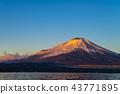 후지산, 야마나카코, 야마나카 호수 43771895