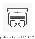 computer repair icon 43774225