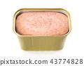 luncheon meat, spam, ham 43774828