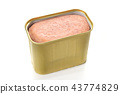 luncheon meat, spam, ham 43774829