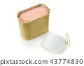 luncheon meat, spam, ham 43774830