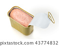 luncheon meat, spam, ham 43774832