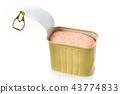 luncheon meat, spam, ham 43774833