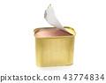 luncheon meat, spam, ham 43774834