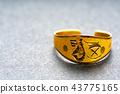 寶石健康的石頭禮品首飾 43775165