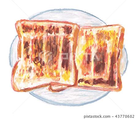 toast 43778682