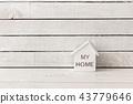 房屋 首页 白色 43779646