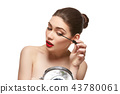 makeup, female, woman 43780061