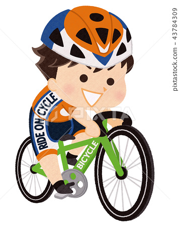 Bicycle Athlete Male 43784309