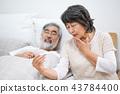 老人 溫度計 體溫計 43784400