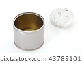 empty can, lid, can 43785101