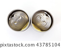 empty can, lid, can 43785104