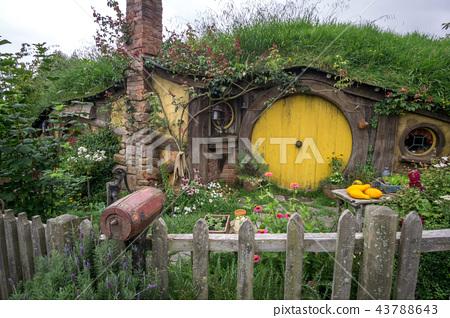 hobbit holes 43788643