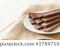 chocolate bars 43789750
