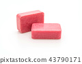 pink soap 43790171