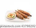 Fried Fish-paste stick 43790202