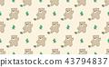 벡터, 곰, 북극곰 43794837