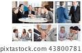 Meeting Teamwork Business 43800781