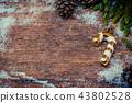 Merry Christmas and Happy New Year, winter season 43802528