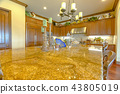 Model home kitchen in southern California 43805019
