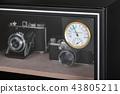 การเก็บรักษาความชื้น (พร้อมกล้อง, เครื่องวัดอุณหภูมิและความชื้นขึ้นไป) 43805211
