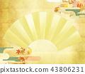 แผ่นทอง,ฤดูใบไม้ร่วง,ต้นเมเปิล 43806231