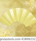 แผ่นทอง,พื้นหลัง,เมฆ 43806232