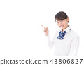 고등학생, 고교생, 여고생 43806827