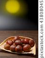 เกาลัด,เบอร์รี่,อาหาร 43808045