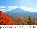 富士和秋叶 43809161