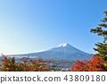 富士和秋叶 43809180