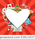 캐나다, 캐나다풍, 북쪽 43811637