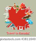 캐나다, 배경, 바탕 43811640