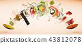 background, pastel, gourmet 43812078