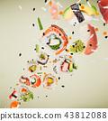 background, pastel, gourmet 43812088