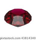 紅寶石 珠寶首飾 寶石 43814340