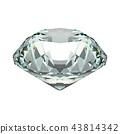 鑽石首飾,珠寶 43814342