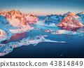 ภูเขา,หิมะ,ภูมิทัศน์ 43814849