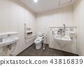 衛生間 廁所 洗手間 43816839